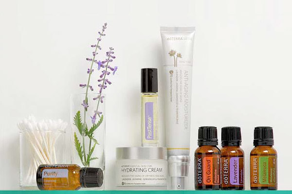 doTERRA essential oils shop