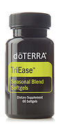 TriEase Seasonal Blend Softgels