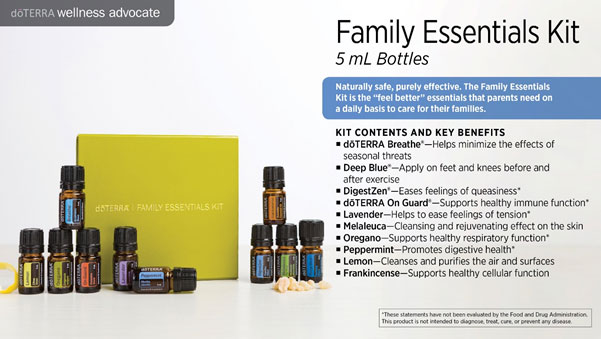 The Family Essentials Kit