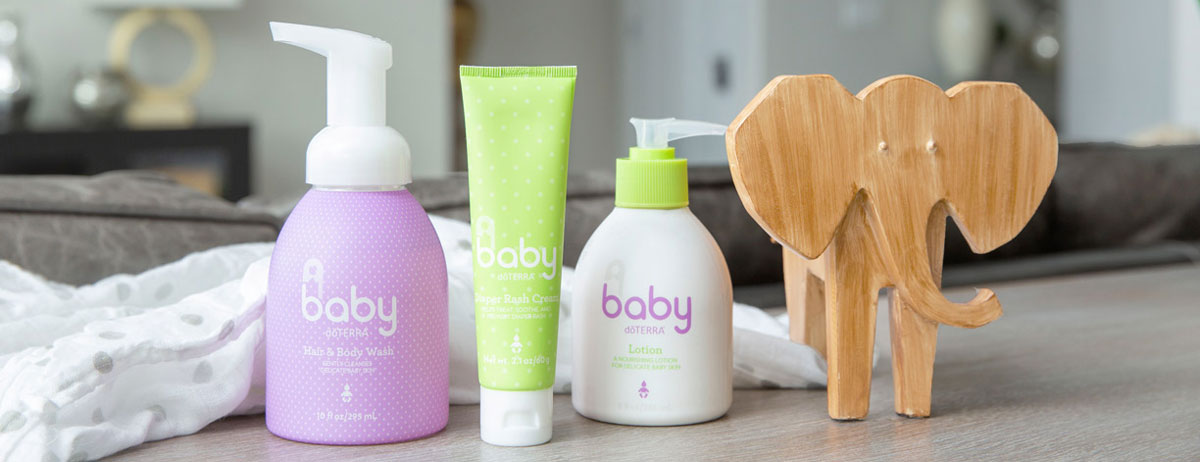 doTerra Baby Products