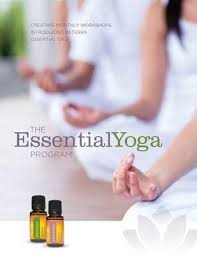 Essential Oils for Yoga Book
