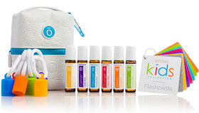 Essential Oil Collection for Children