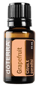 Grapefruit essential oil 15ml